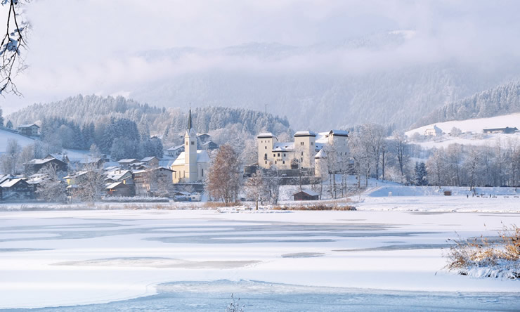 Goldegg Am See Hotel Zur Post